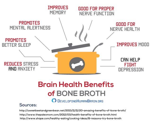 brain food bone broth