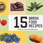 healthy brain food recipes