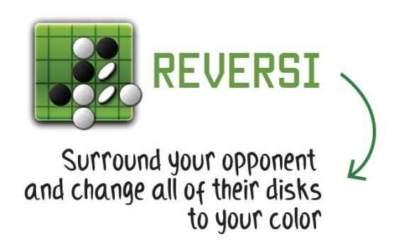 Reversi strategy to win