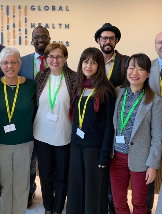 Developing Country NGO Delegation at the 41st Global Fund Board Meeting