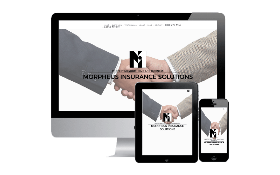 Morph Insurance Website