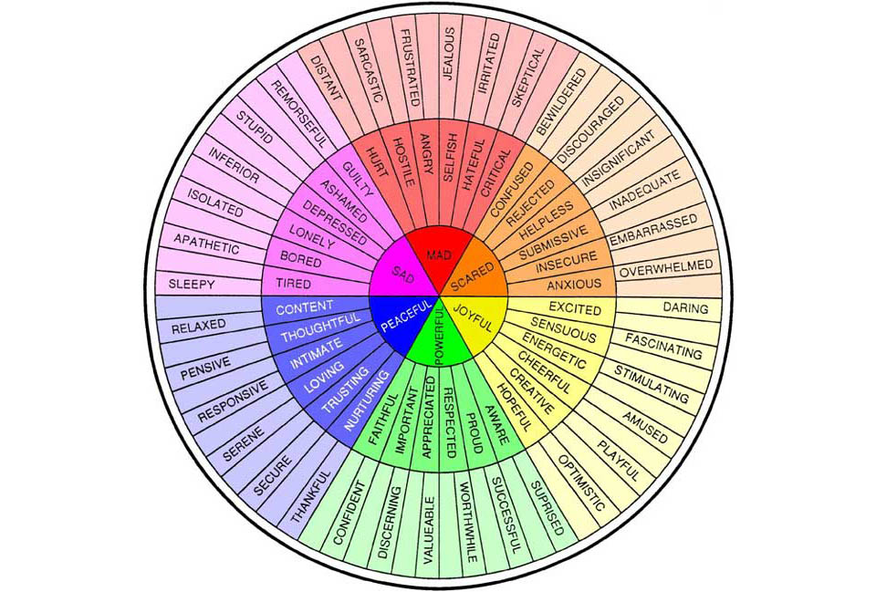 The Feeling Wheel