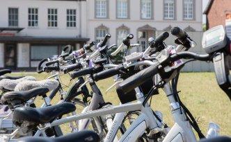Vélo électrique pour transport