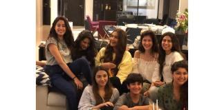 Janhvi Kapoor merayakan ulang tahunnya