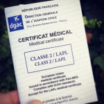 Certificat Médical nécessaire au PPL