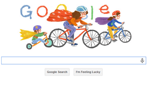 Google Doodle Changed