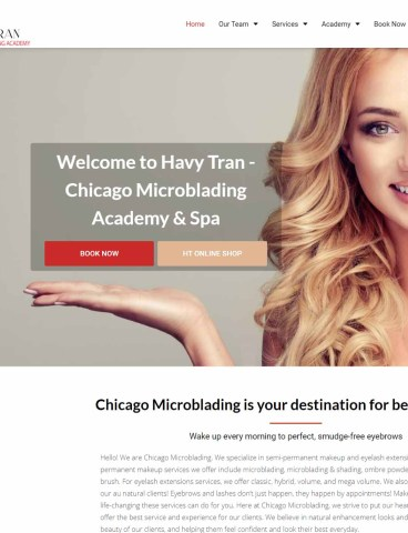 Chicago Micro Blading