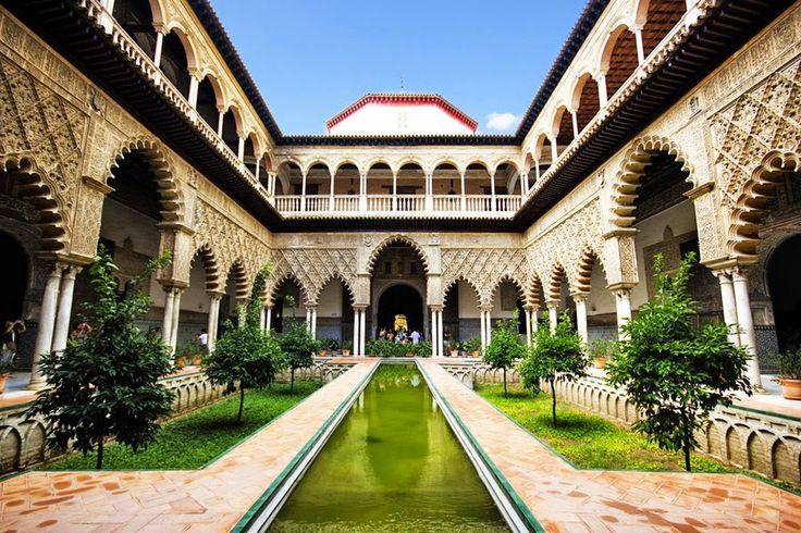 Los reales Alcázares de Sevilla y Juego de Tronos