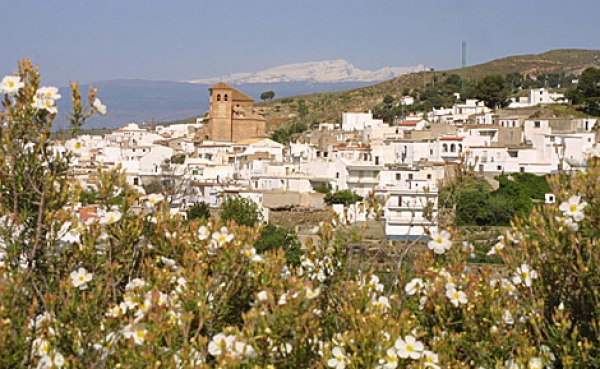 Laujar de Andarax en la Alpujarra Almeriénse02