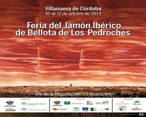 Feria del Jamón Ibérico de Bellota de Villanueva de Córdoba