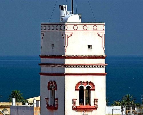 La gaditana Torre Tavira