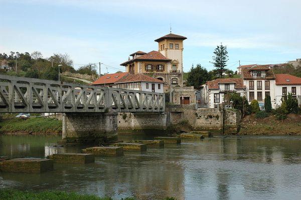 De paseo por Unquera en Cantabria