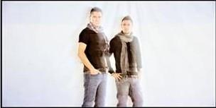 Andy y Lucas llega a Santander