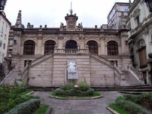De visita a la Biblioteca y Casa-Museo de Menéndez Pelayo