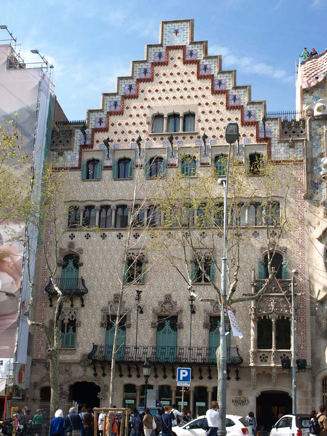 Casa Ametller en Barcelona