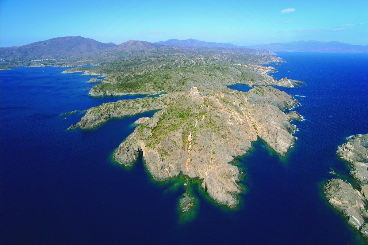 Cabo de Creus en Cataluña