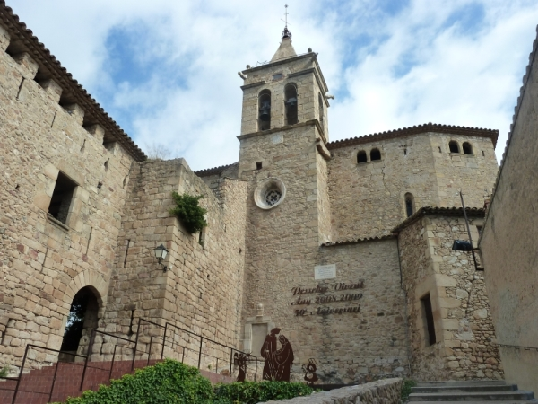 Castillo de Aro en Cataluña