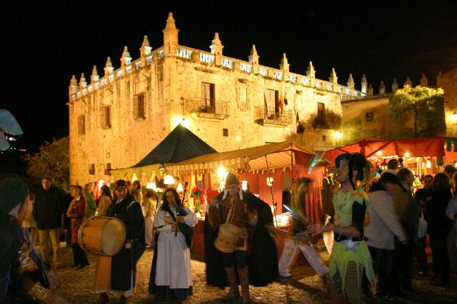 Mercado de las tres culturas en Cáceres