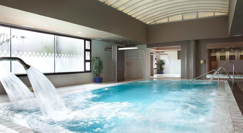 Hotel Balneario Valle del Jerte en Extremadura