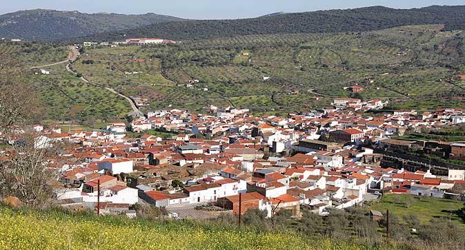 Salvaleon en Extremadura