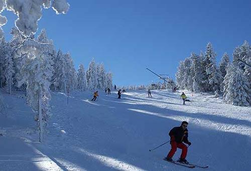 Valdelinares, la estación de esquí de los valencianos.
