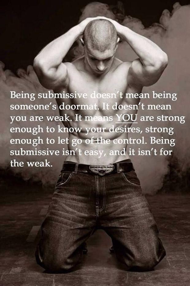 SubmissiveNotWeak