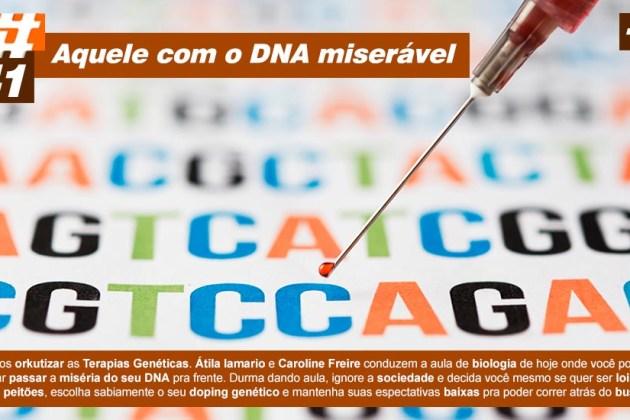 Scicast #41: Terapias Genéticas