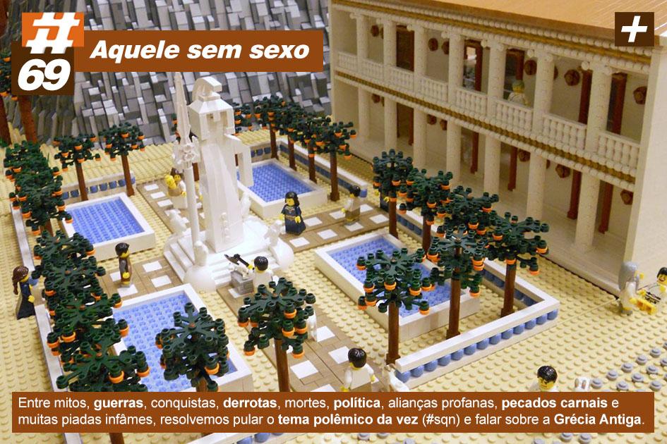 Scicast #69: Grécia Antiga