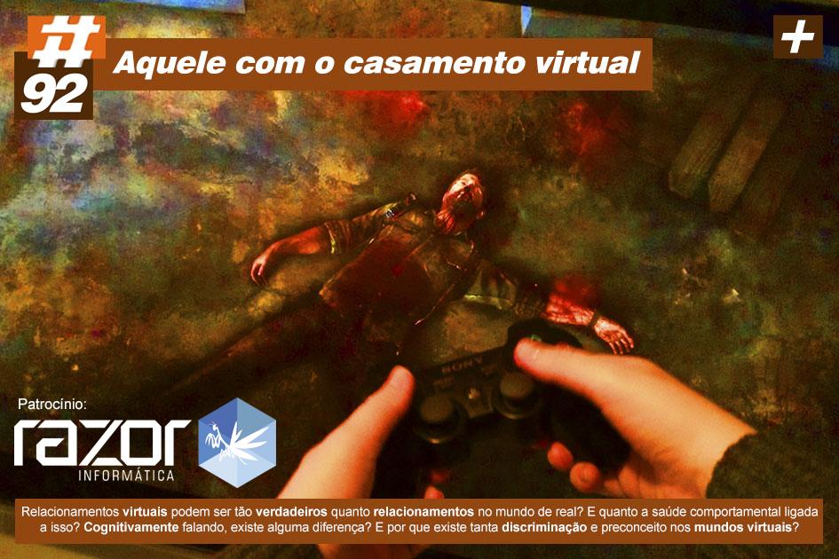 Scicast #92: Aspectos Sociais dos Jogos Online