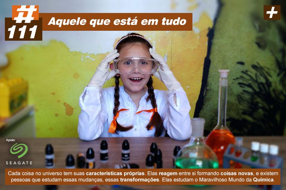 Scicast #111: Química