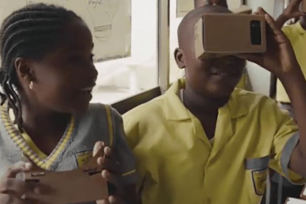 Quando a realidade virtual encontra a educação