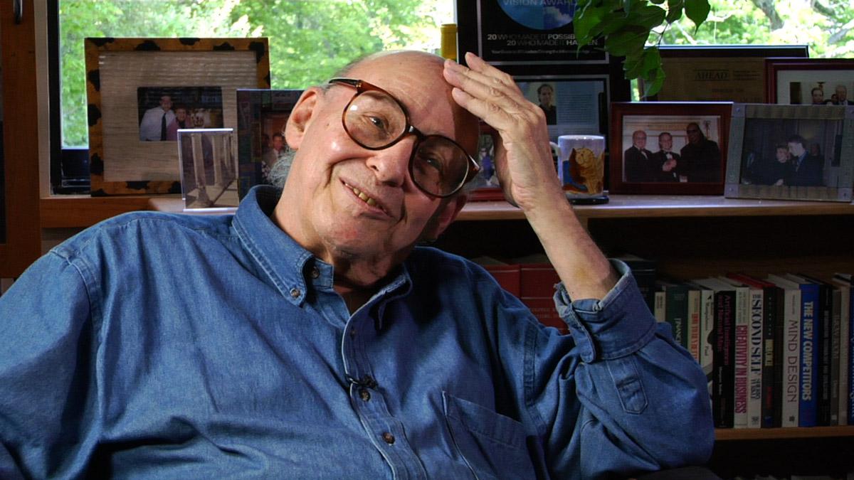 Descanse nas nuvens, Marvin Minsky