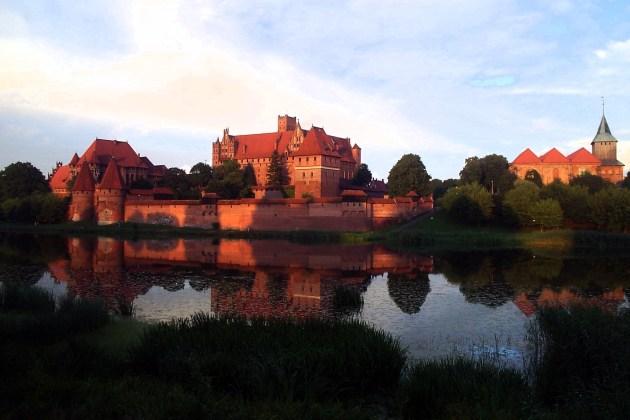 Castelos Medievais – O Castelo Teutônico de Malbork, Norte da Polônia