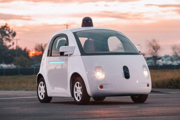 Carros autônomos do Google serão tratados como motoristas humanos, nos EUA
