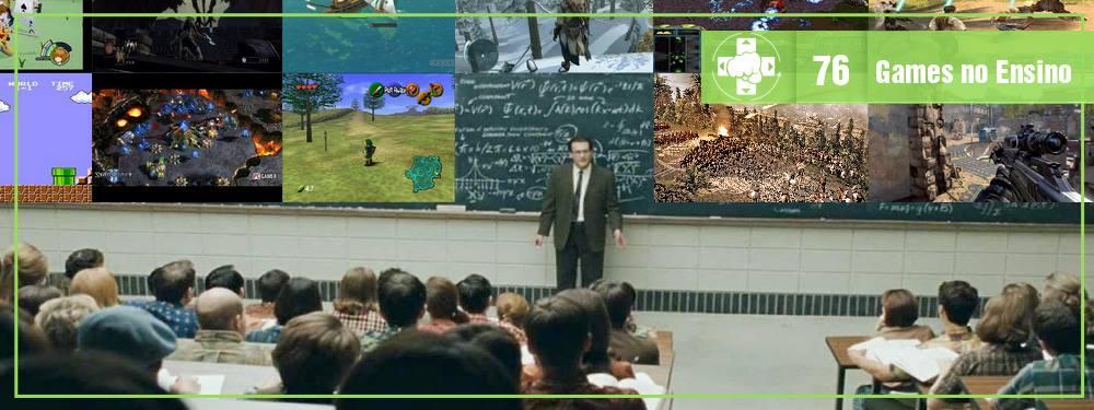 MeiaLuaCast #076: Games no Ensino