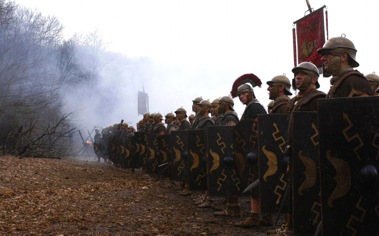 As três principais fases do Exército Romano