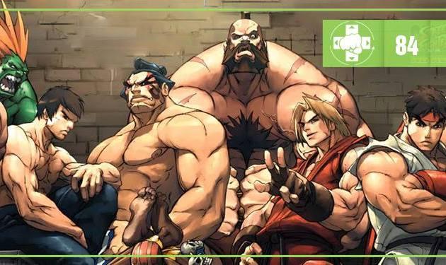 MeiaLuaCast #084: A Evolução de Street Fighter