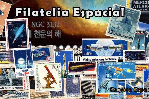 Filatelia Espacial, Selos que contam Histórias