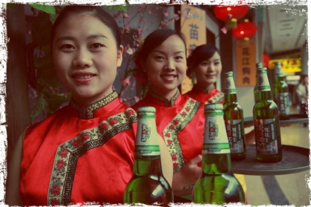 As pessoas estavam fazendo cerveja na china há 5.000 anos