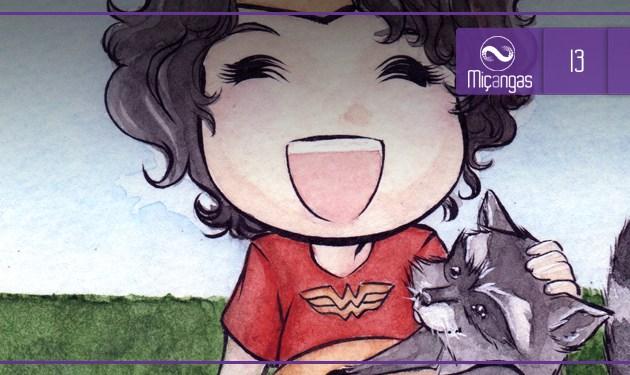 Miçangas #13 – Desenho, Ilustração e Bonecos Palito