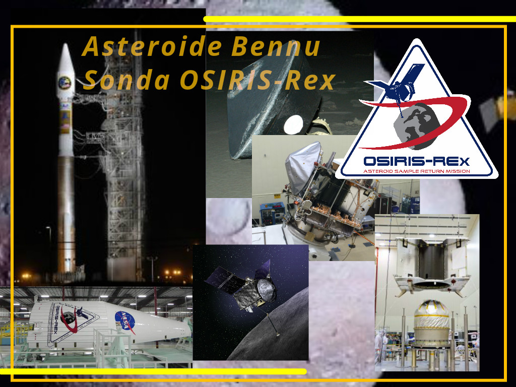Sonda visitará um Asteroide Rasante