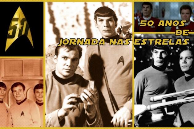 Star Trek 50 Anos: Primeira Diretiva