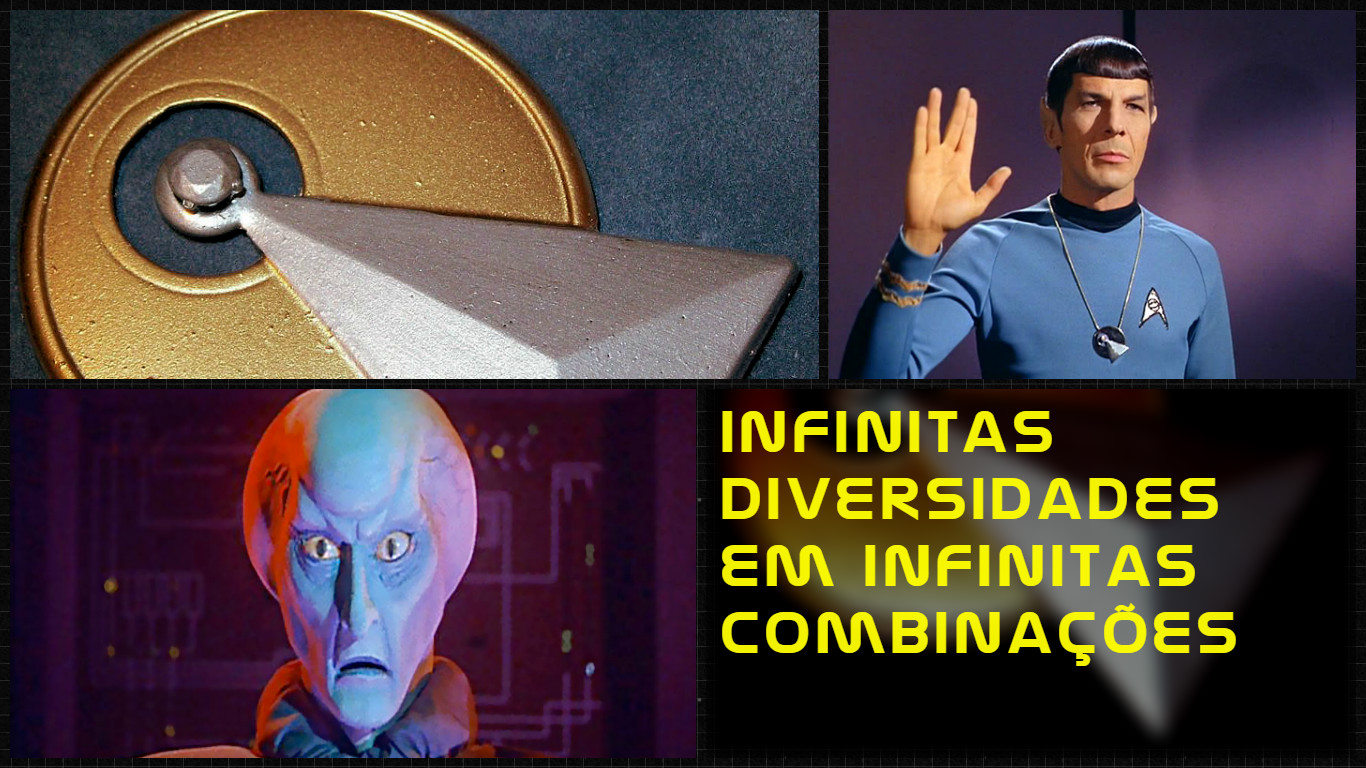 Star Trek 50 Anos: Diversidade Infinita