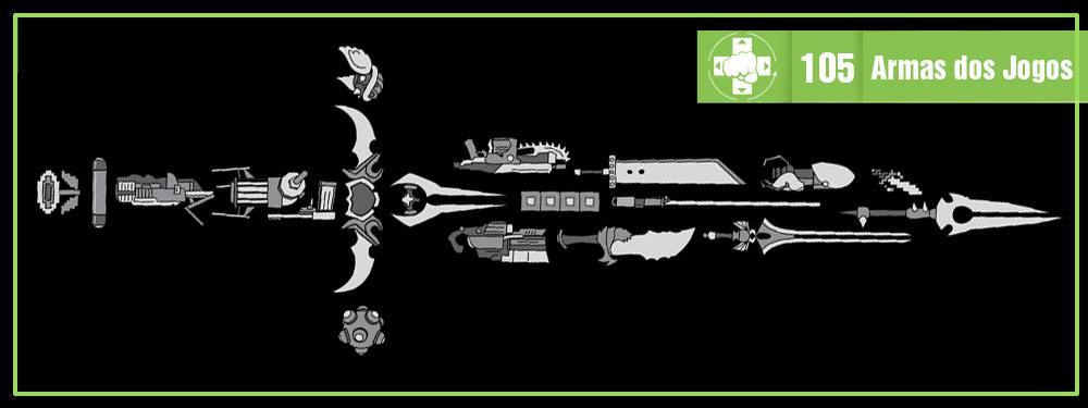 MeiaLuaCast #105: Armas dos Jogos