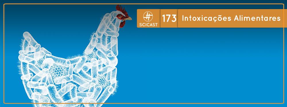 Scicast #173: Intoxicações Alimentares