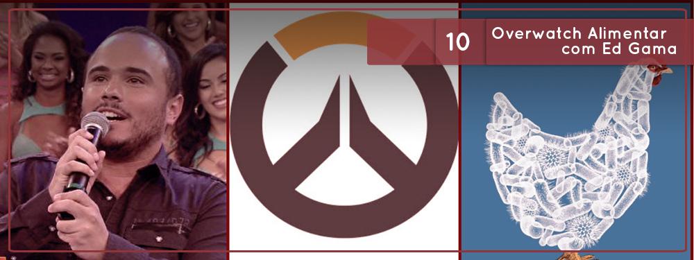 República Deviante #10: Overwatch Alimentar com Ed Gama