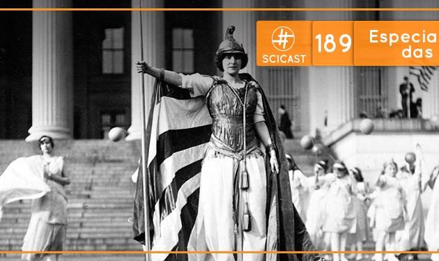 Notas Históricas #3 (SciCast #189 Especial): Emancipação Feminina – Cavalgada das Valquírias