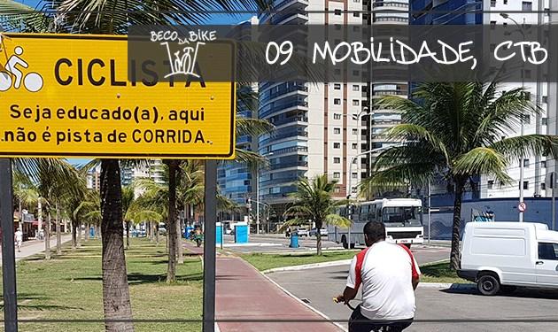 Beco da Bike #09: Código de Trânsito Brasileiro e o Ciclismo