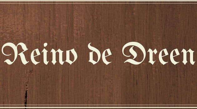 Reino de Dreen – links para os capítulos do Ano 1