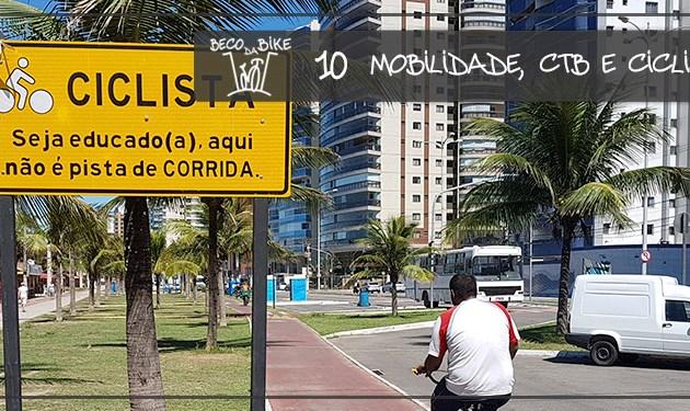 Beco da Bike #10: Código de Trânsito Brasileiro e o Ciclismo – parte 2